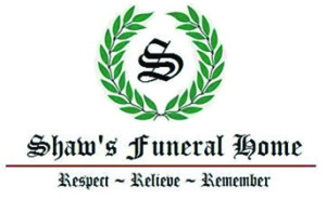 Shaws funeral home