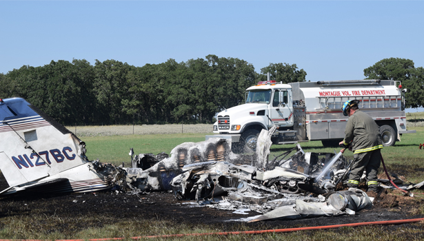 plane crash for webpage