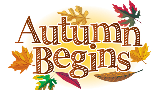free first day of autumn clipart - photo #20