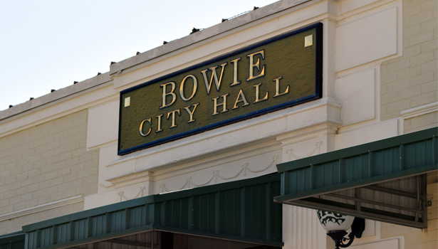 bowie city hall