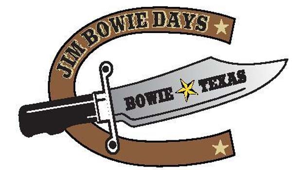 jim bowie days logo