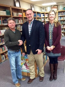 curtis eldridge named new st jo supt