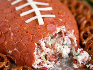 pepperoni-pizza-football-cheese-ball