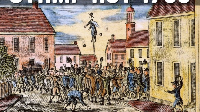 a history of the stamp act in england The complicated origin of this movement is often called the stamp act crisis  1764 was a period of confusion and unrest throughout the british empire.