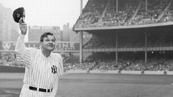 the early life and career of george herman ruth Style in which he ended his career george herman babe ruth  new york early family background: george herman  george was an orphan all his life,.