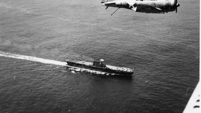 a history of the carrier battle of midway Kids learn about the battle of midway in the  in battle with the final japanese carrier,  of world war ii, the united states used midway island as.