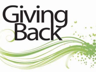 given back graphic