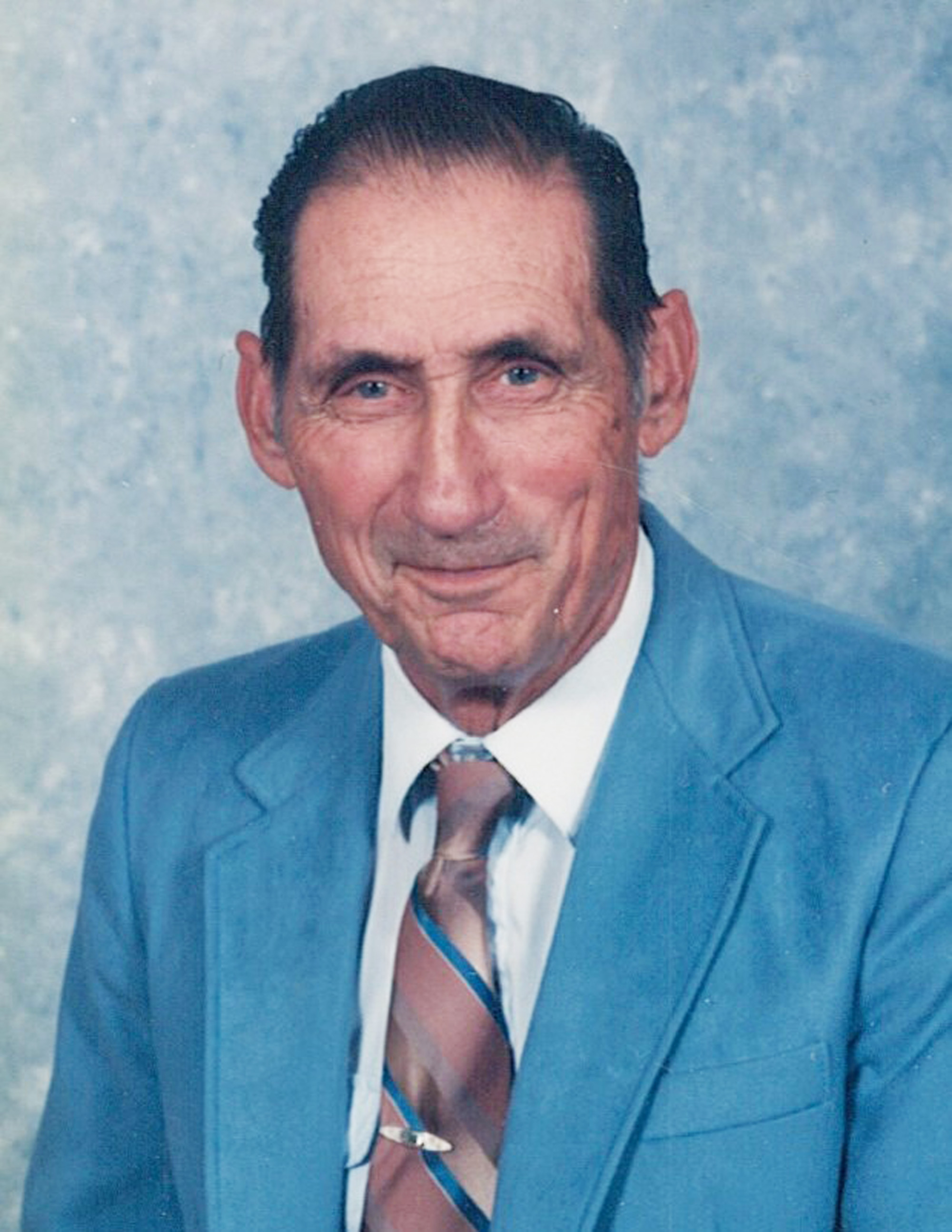 OBIT Winfred Winston Waits