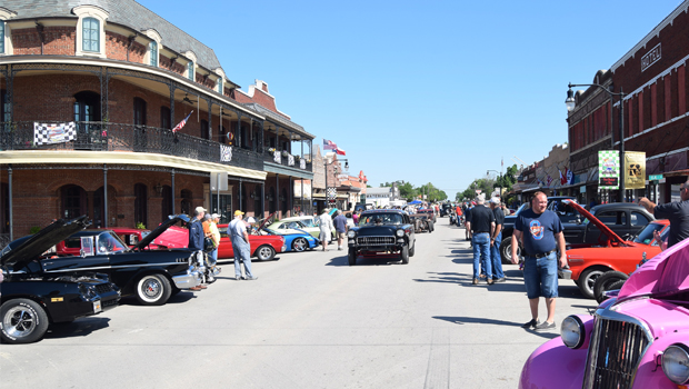 Cruisin Nocona Events A Big Success Bowie News - Nocona car show